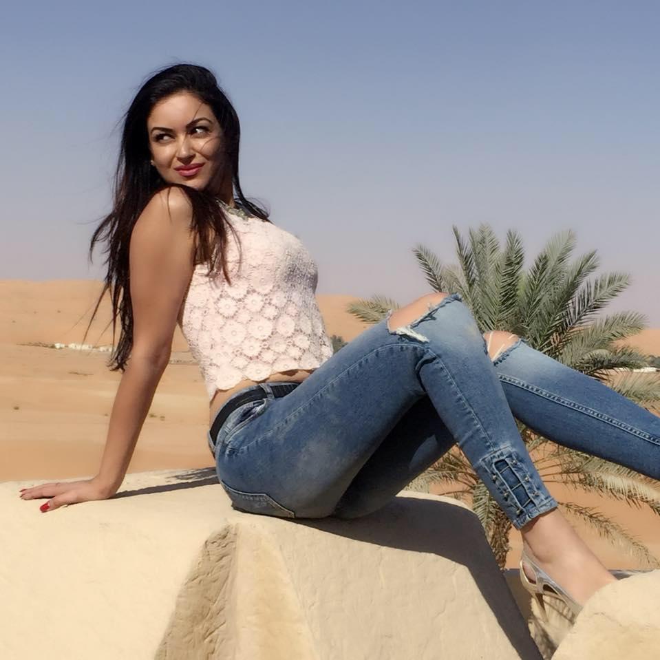 Maryam Zakaria Sexy Legs Pics Free Download