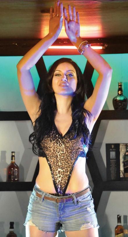 Maryam Zakaria Sexy Pics Undergarments