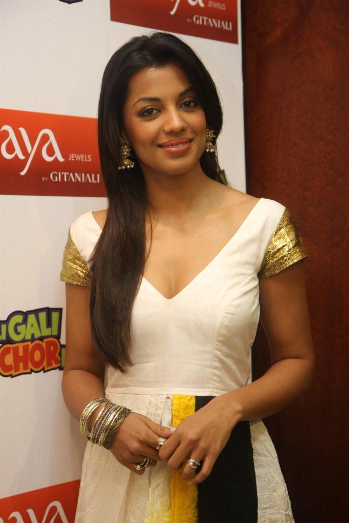Mugdha Godse Images At Award Show