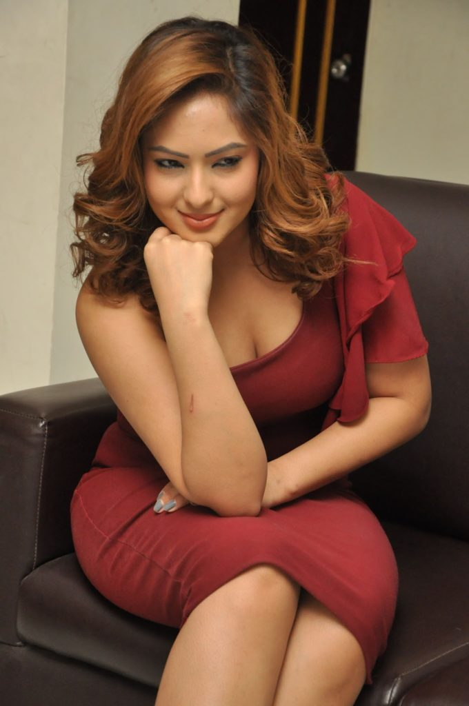 Nikesha Patel Bold Images At Event