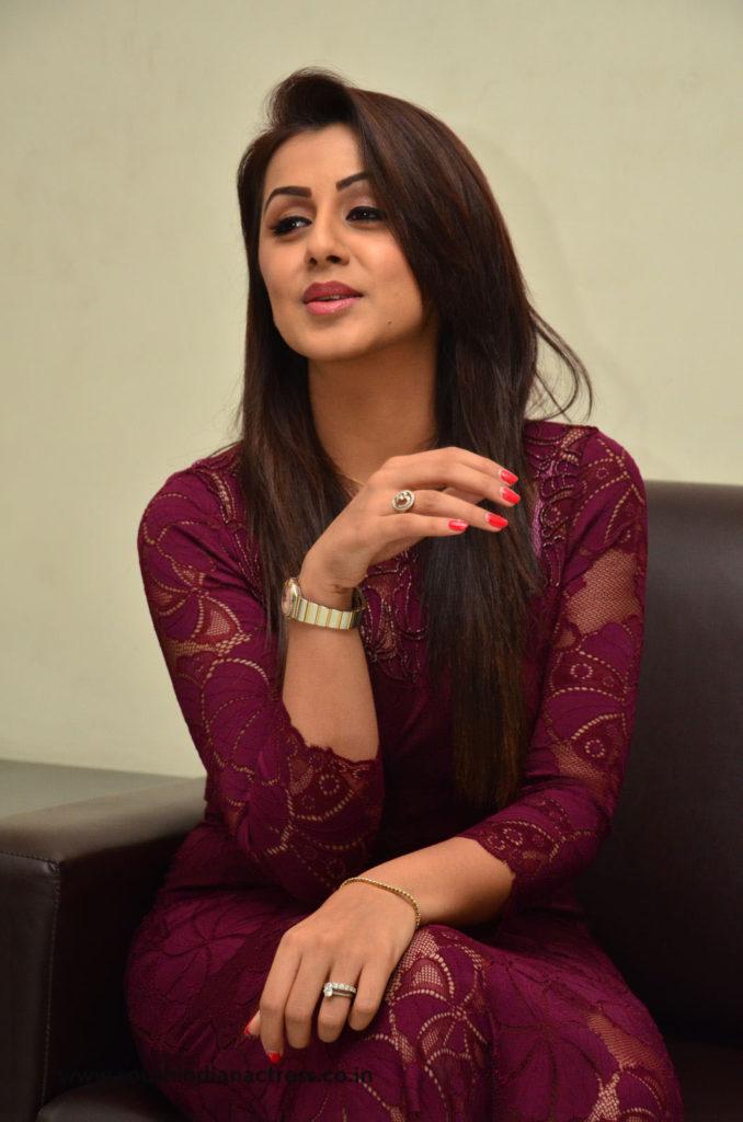 Nikki Galrani Bold Images