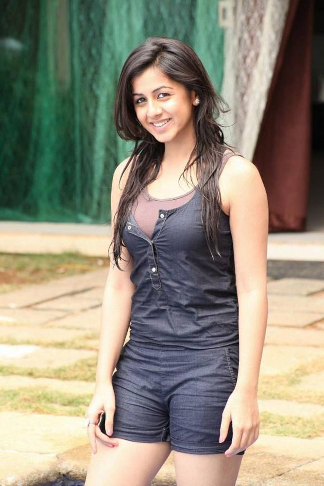 Nikki Galrani Hot In Undergarments Pics