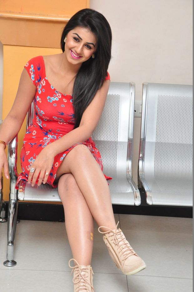 Nikki Galrani Sexy Legs Wallpapers