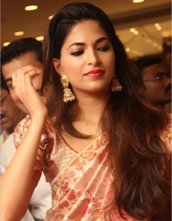 Parvathy Omanakuttan Hot Images In Saree