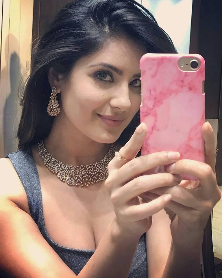 Pooja Bose Hot HD Sexy Selfie Pics