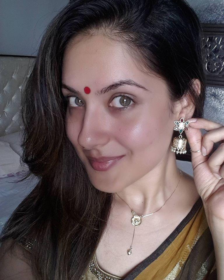 Pooja Bose New Selfie Images