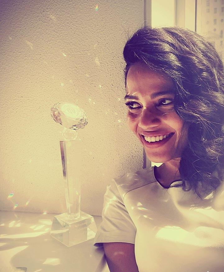 Priyanka Bose Sweet Smiling Pictures