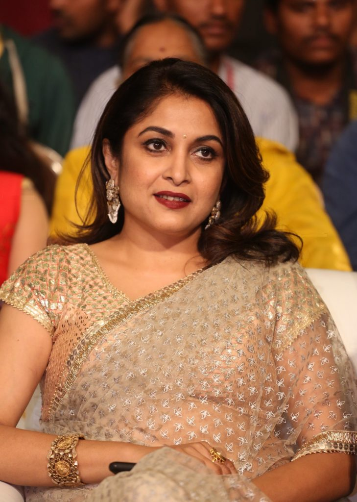 Ramya Krishnan Hot Images At Award Show