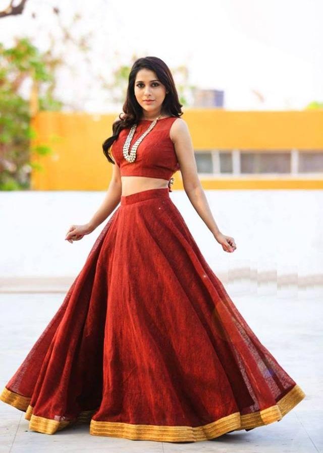 Rashmi Gautam Spicy Navel Pics