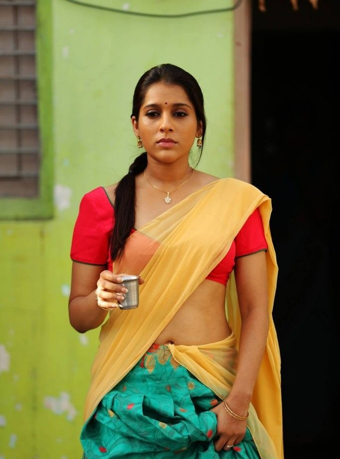 Rashmi Gautam Spicy Navel Wallpapers IN Gagra Choli