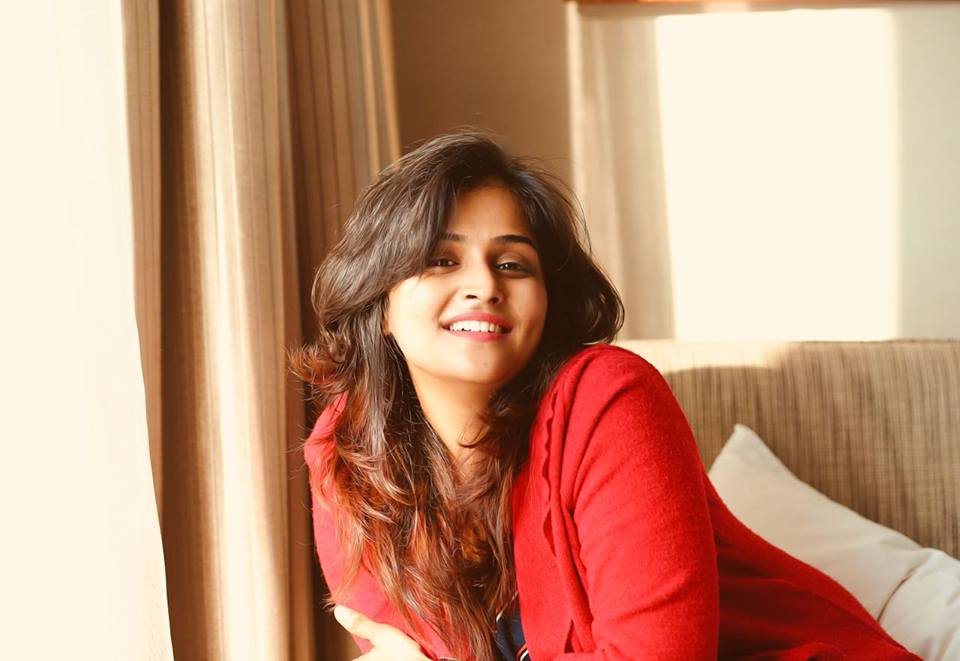 Remya Nambeesan Cute Smile Pictures