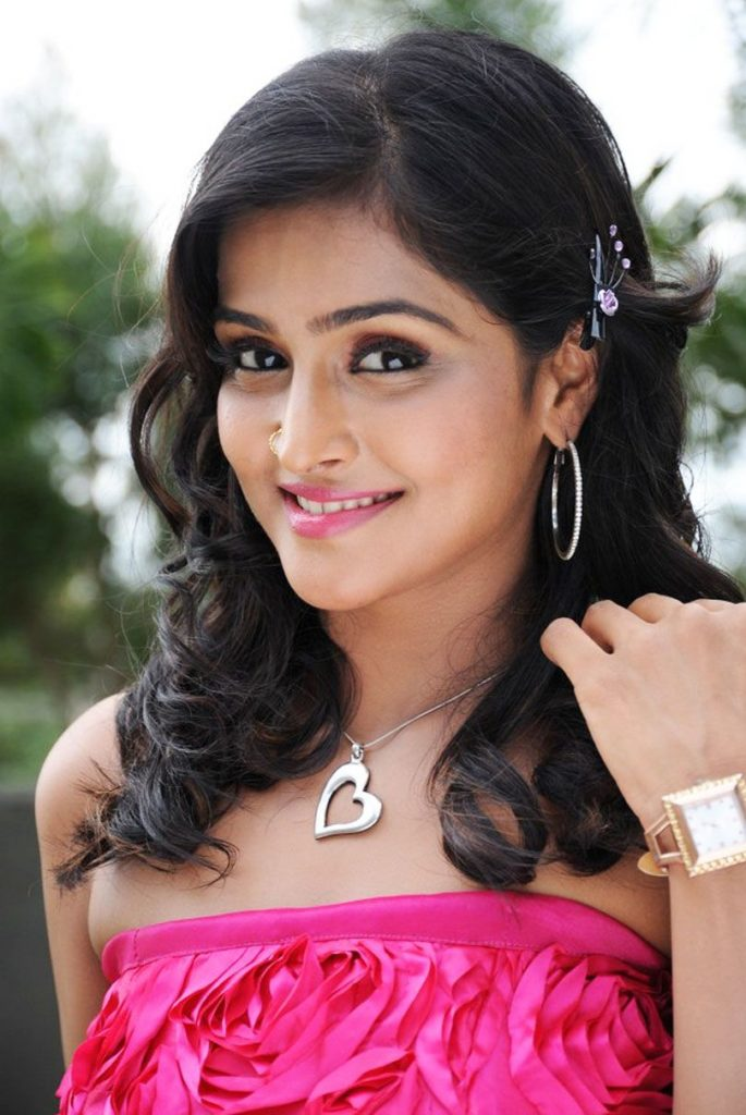 Remya Nambeesan Cute Smiling Images