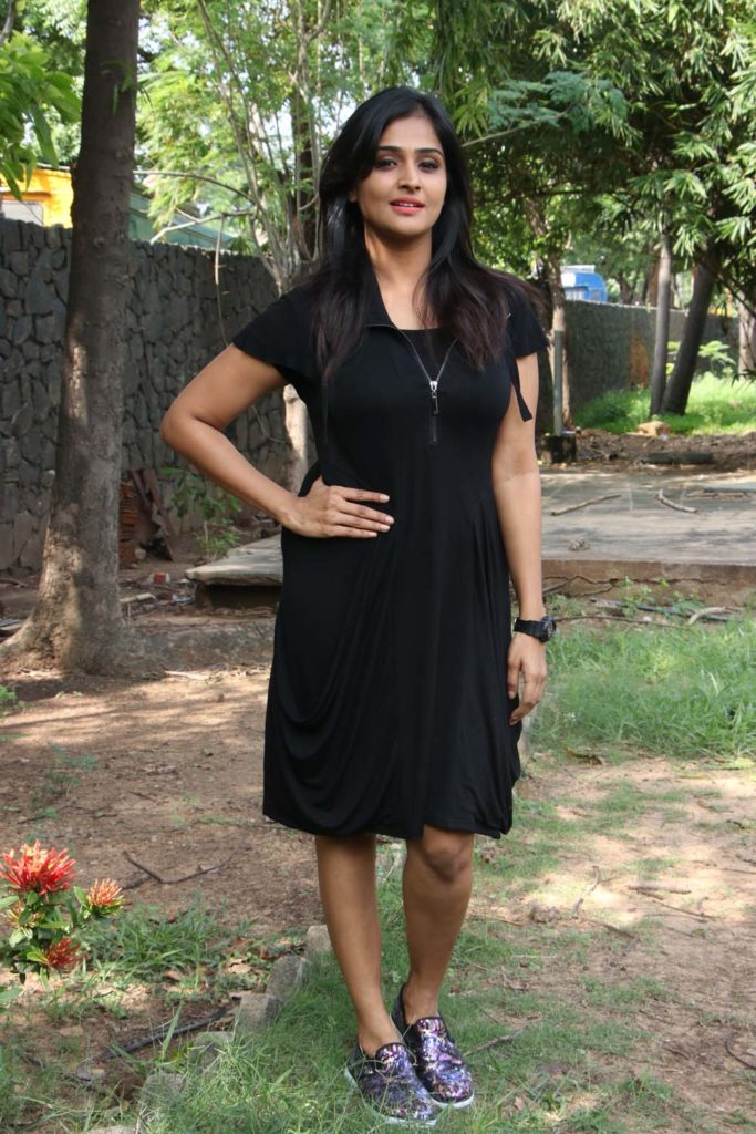 Remya Nambeesan Hot Images In Shorts