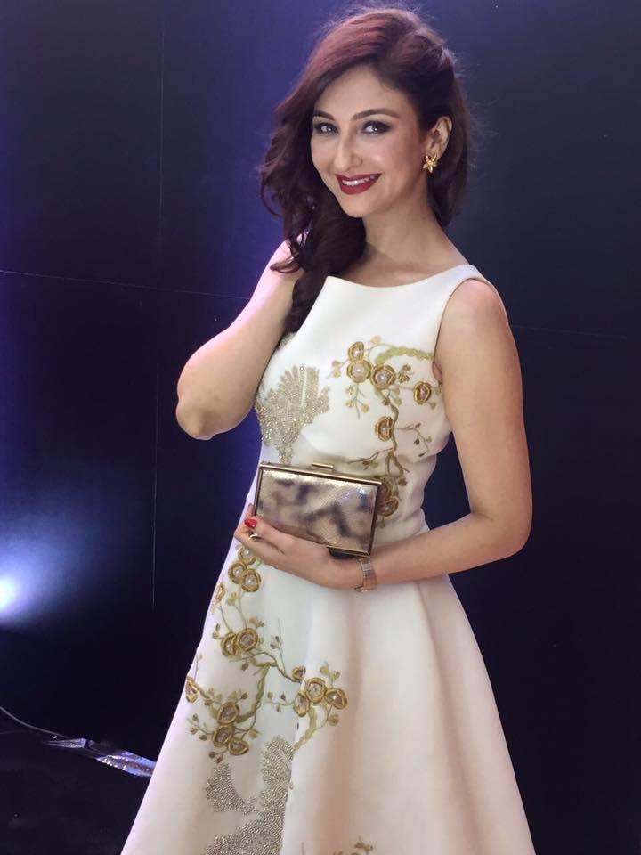 Saumya Tandon HD Images At Award Show