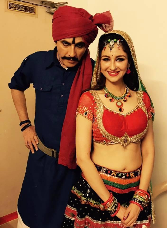 Saumya Tandon Sexy Images