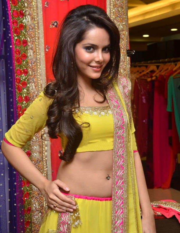 Shazahn Padamsee HD Wallpapers In Indian Look