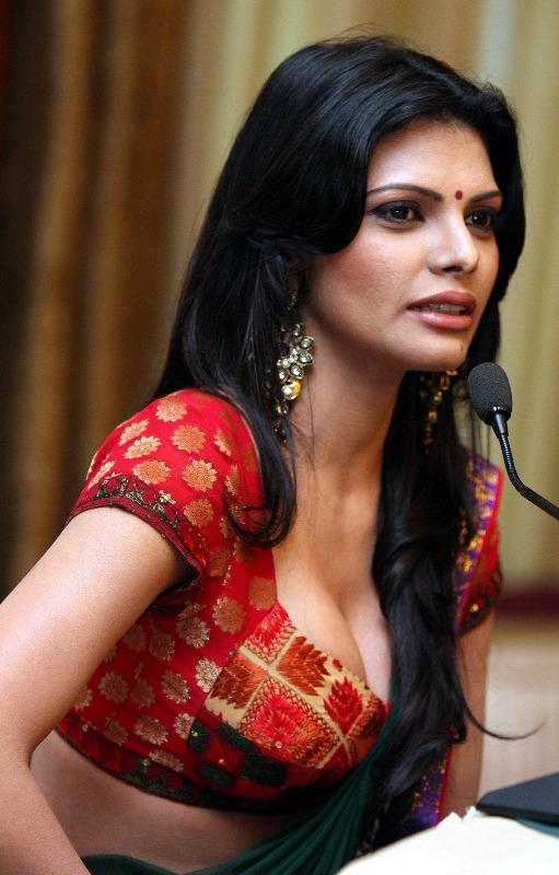 Sherlyn Chopra Sexy