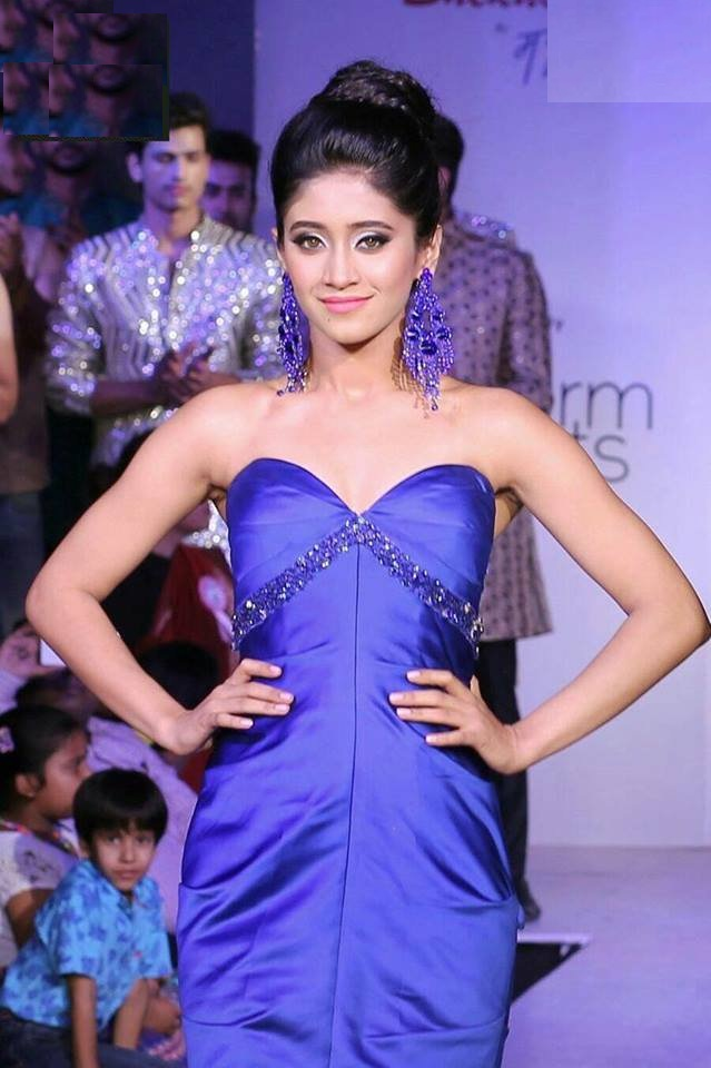 Shivangi Joshi Hot HD Images At Rampwalk