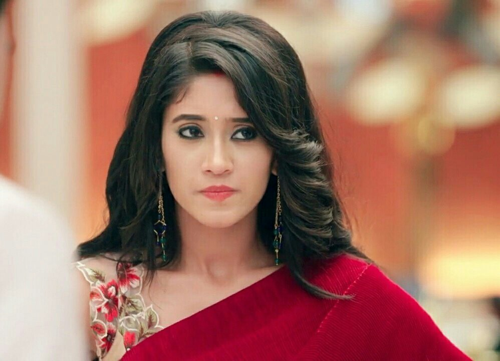 Shivangi Joshi Latest New Pics In Saree