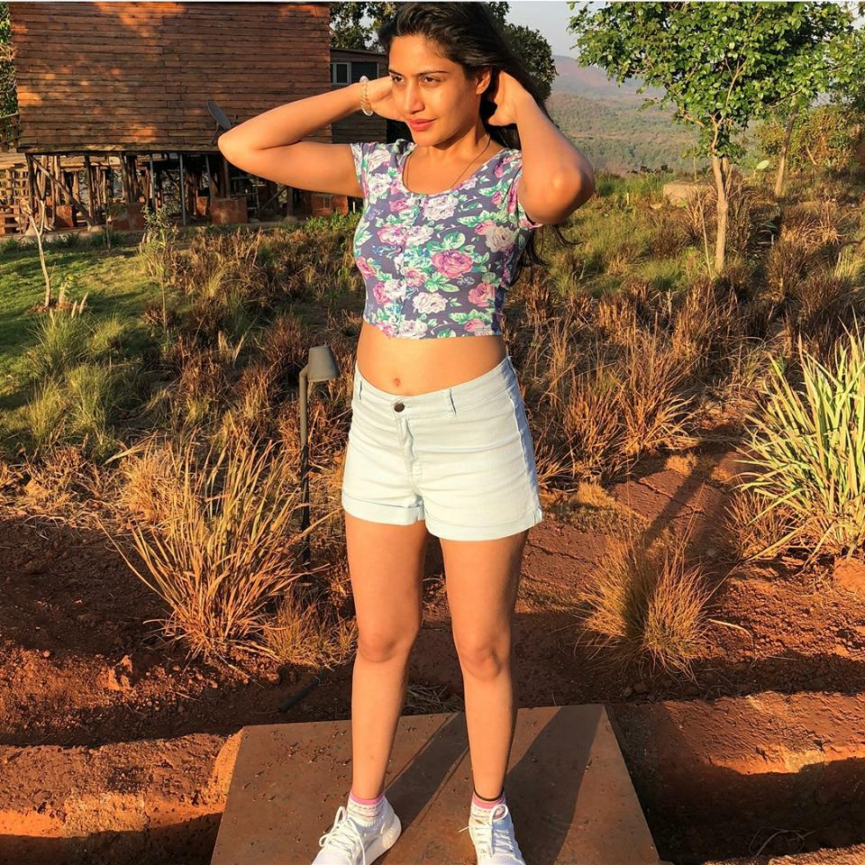 Surbhi Chandna Hot & Sexy Pics In Bikini