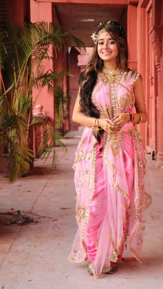 Tina Datta Serial Pictures