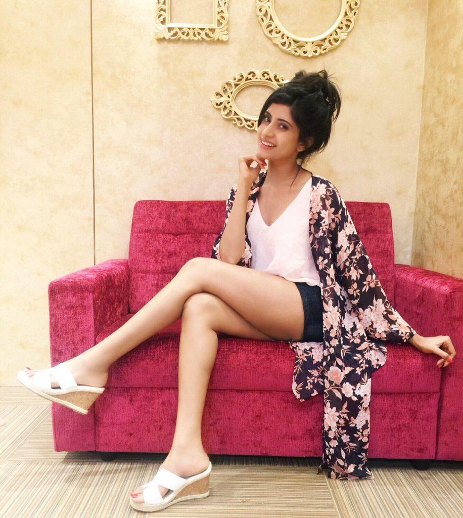 Vindhya Tiwari Sexy Pics In Bikini Photoshoot