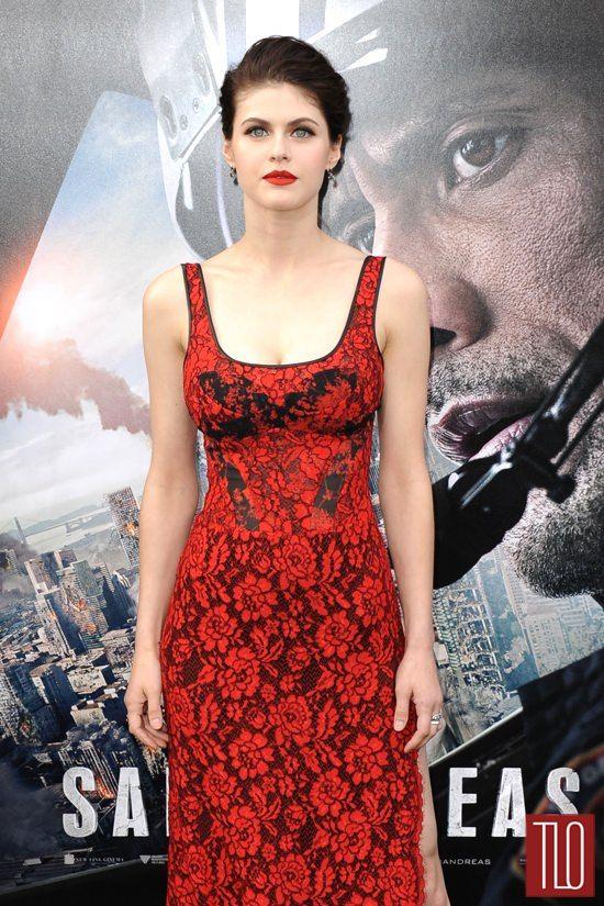 Alexandra Daddario Hot...