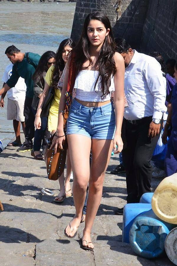 Ananya Pandey Hot Images In Bikini Photoshoot