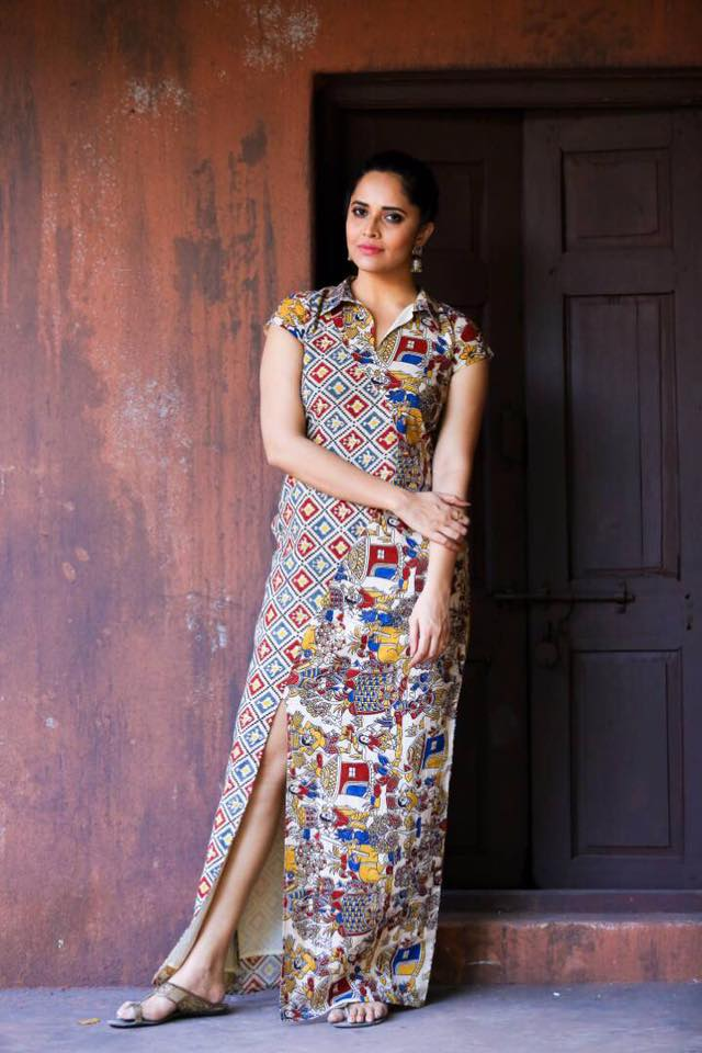 Anasuya Bharadwaj HD Images Gallery