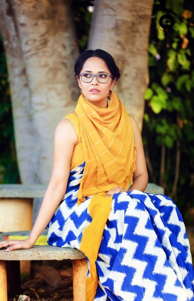 Anasuya Bharadwaj HD Sexy Wallpapers