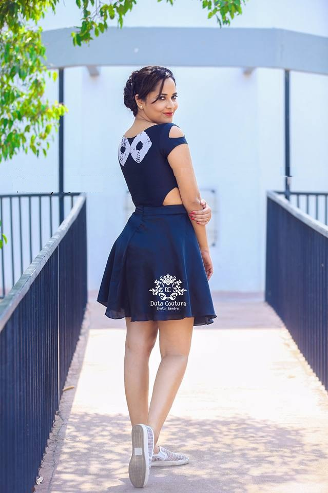 Anasuya Bharadwaj Hot HD Sexy Thigh Images