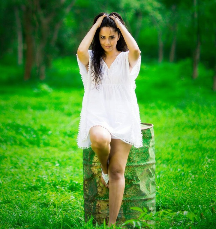 Anasuya Bharadwaj In Short Clothes