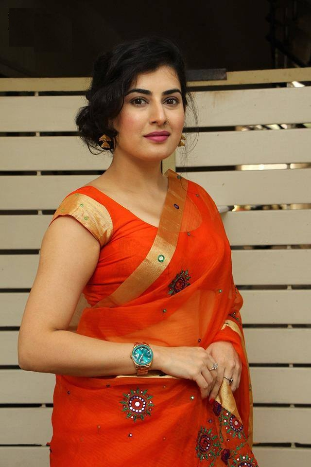 Archana Hot HD Sexy Images In Saree