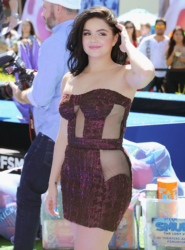 Ariel Winter Latest Hair Style Images Free Download