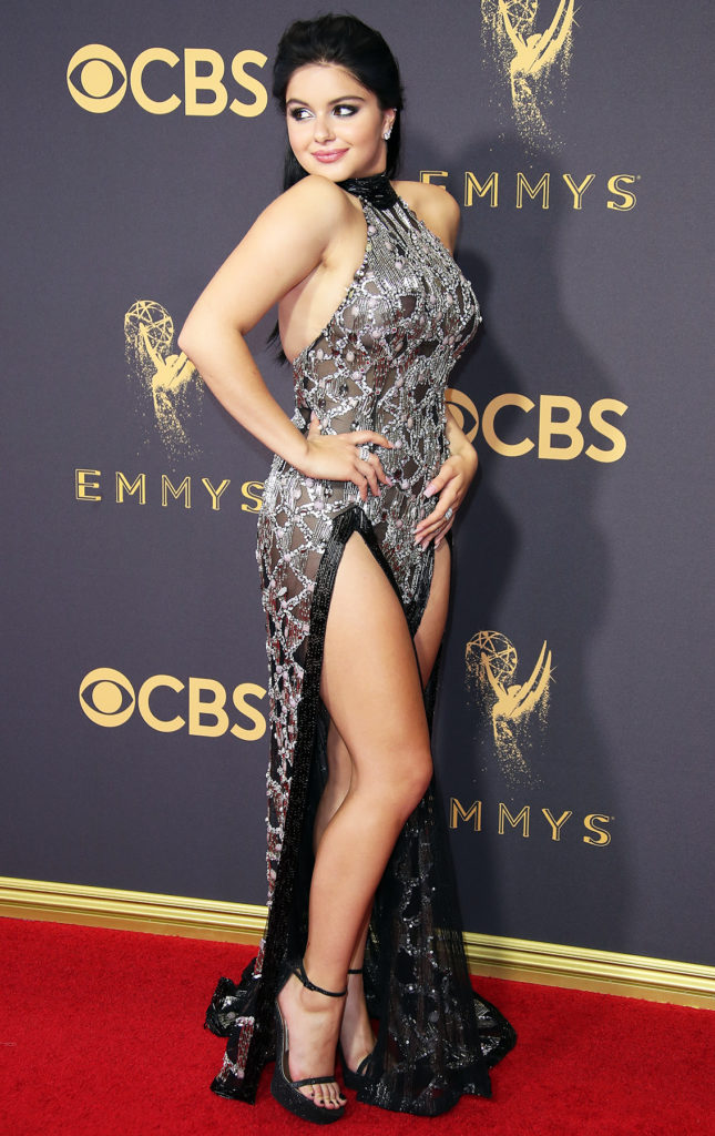 Ariel Winter Sexy Legs Images Download At Event