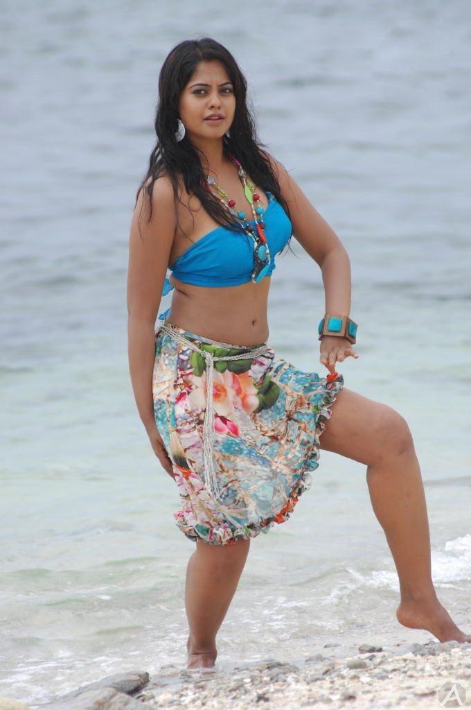 Bindu Madhavi Hot Image In Bikini