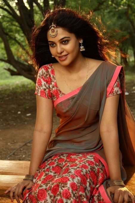Bindu Madhavi Hot & Sexy Pictures In Saree
