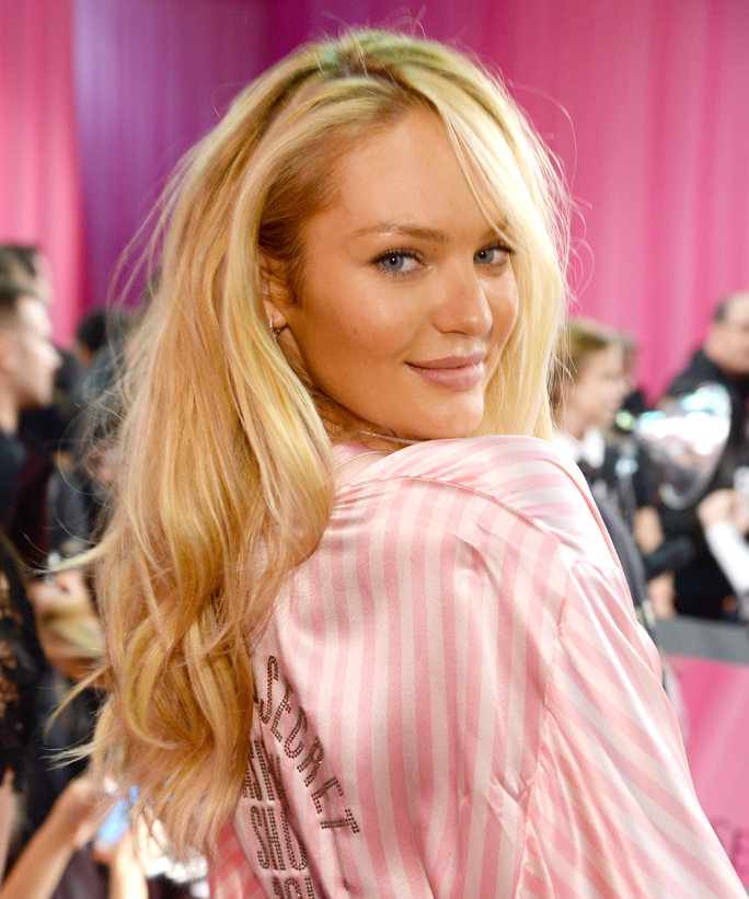 Candice Swanepoel Latest Hair Style Photos