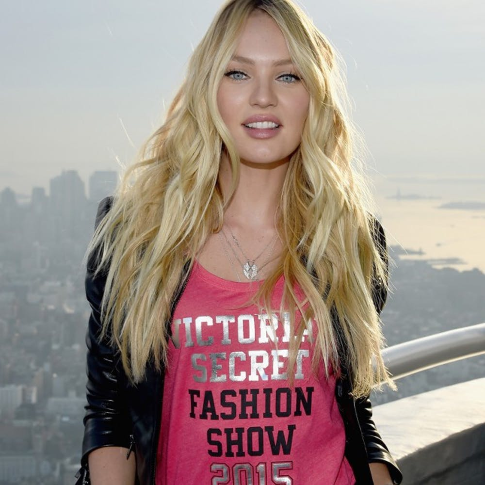 Candice Swanepoel Lovely Wallpapers