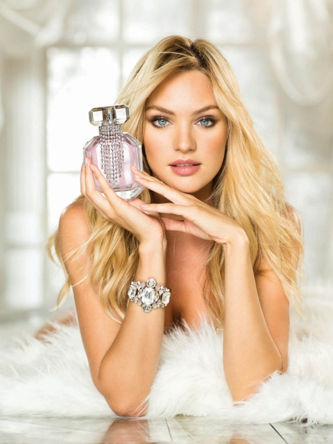 Candice Swanepoel New Look Images