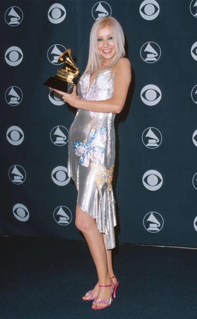 Christina Aguilera Bold Photoshoots