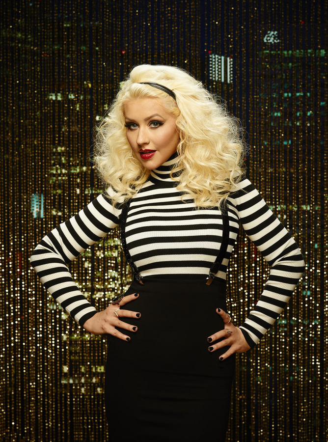 Christina Aguilera Cute & Lovely Images