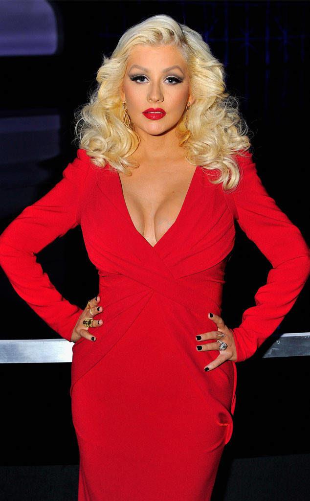Christina Aguilera New & Nice Photos