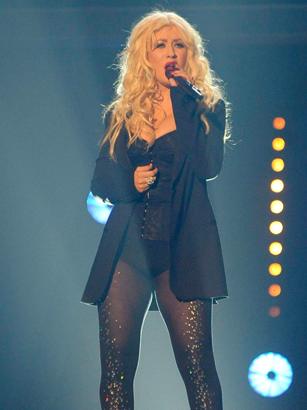 Christina Aguilera Photos For Desktop