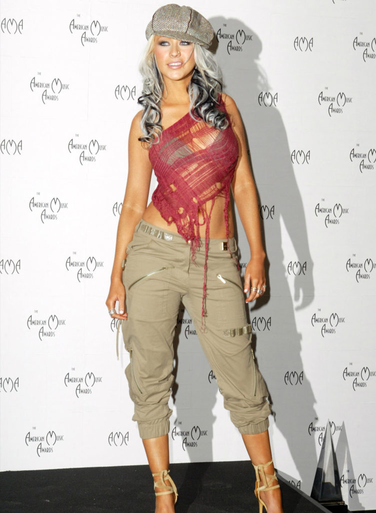 Christina Aguilera Spicy & Sizzling Photos