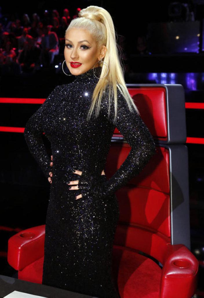 Christina Aguilera Unseen HD Images
