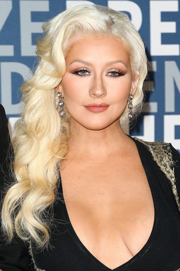 Christina Aguilera Unseen Images