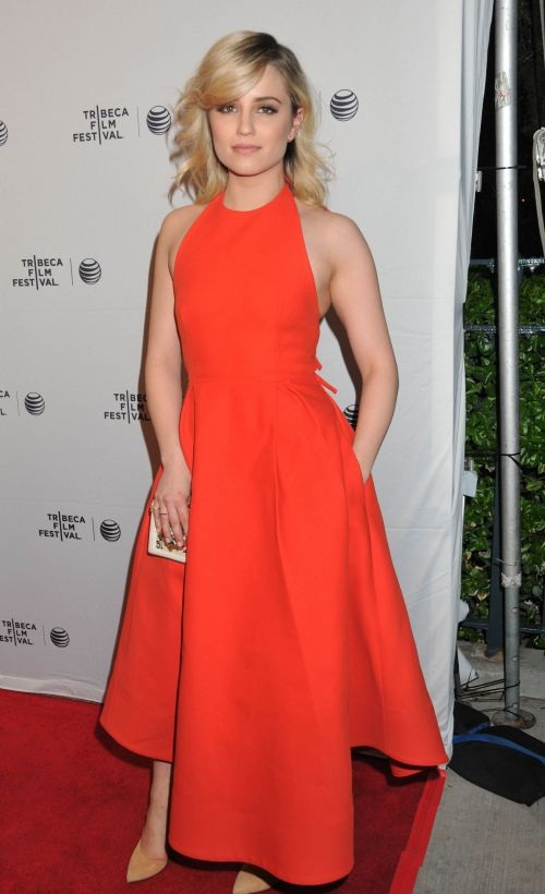 Dianna Agron Bombastic Images At Event