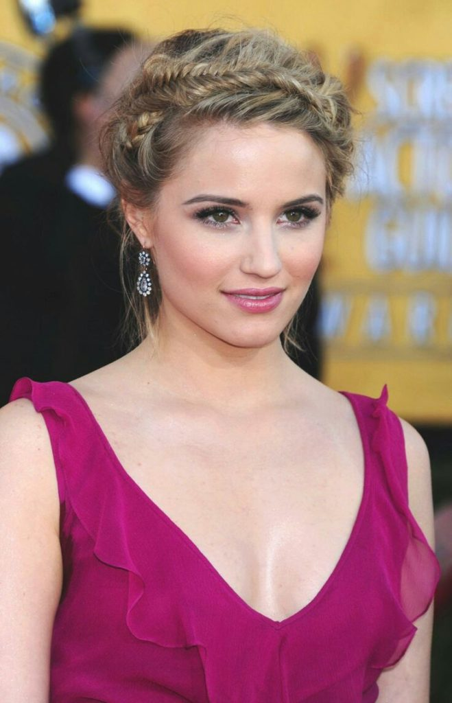Dianna Agron New & Nice Look Images