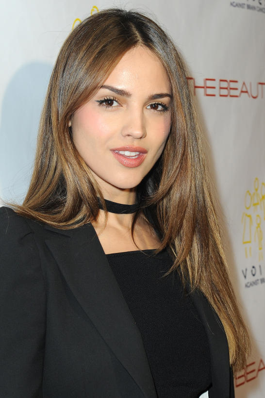 Eiza González Latest Hair Style Photos